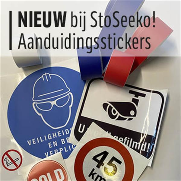 Diverse stickers